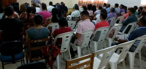 CETAP amapaense tem aula inaugural