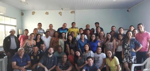 Nova turma CETAP Norte em Belém