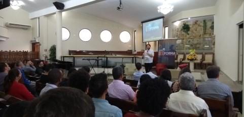 Imagens da 3º Conferência Teológica do CETAP