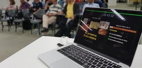 3º Encontro do Programa de Estudos Avançados em Teologia (PEAT)