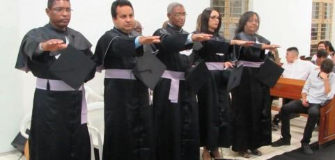 FATAP Goiás realiza formatura