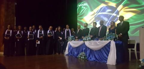 Fatap Litoral e Leste Paulista forma 15 alunos