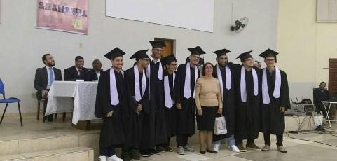Formatura de seminaristas na Assembleia Extraordinária