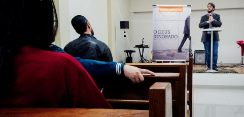 Fotos do Segundo Dia do Seminário Temático