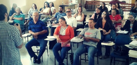 Aula inaugural na FATAP-Brasília