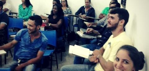 Aula em Rondônia
